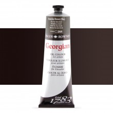 Daler Rowney : Georgian Oil Paint : 225ml : Vandyke Brown Hue