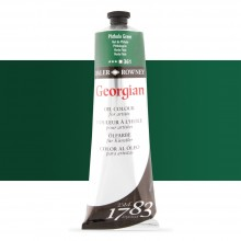 Daler Rowney : Georgian Oil Paint : 225ml : Phthalo Green