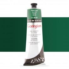 Daler Rowney : Georgian Oil Paint : 225ml : Phthalo Green