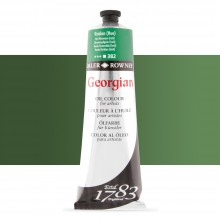 Daler Rowney : Georgian Oil Paint : 225ml : Viridian Hue