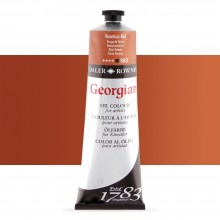 Daler Rowney : Georgian Oil Paint : 225ml : Venetian Red