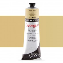 Daler Rowney : Georgian Oil Paint : 225ml : Naples Yellow
