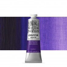 Winsor & Newton : Grffin : Alkyd Oil Paint : 37ml : Dioxazine Purple