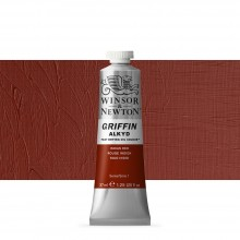 Winsor & Newton : Grffin : Alkyd Oil Paint : 37ml : Indian Red