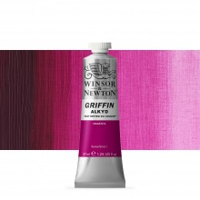 Winsor & Newton : Grffin : Alkyd Oil Paint : 37ml : Magenta
