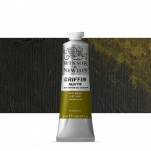 Winsor & Newton : Grffin : Alkyd Oil Paint : 37ml : Olive Green