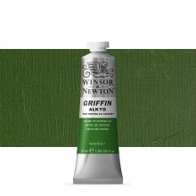 Winsor & Newton : Grffin : Alkyd Oil Paint : 37ml : Oxide Of Chromium