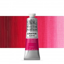 Griffin Alkyd Oil Paint : 37ml : Perm Rose