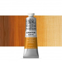 Winsor & Newton : Grffin : Alkyd Oil Paint : 37ml : Raw Sienna