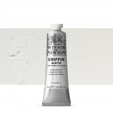Winsor & Newton : Grffin : Alkyd Oil Paint : 37ml : Titanium White