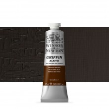 Winsor & Newton : Grffin : Alkyd Oil Paint : 37ml : Vandyke Brown