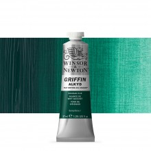 Winsor & Newton : Grffin : Alkyd Oil Paint : 37ml : Viridian Hue