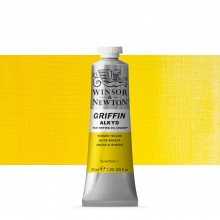 Griffin Alkyd Oil Paint : 37ml : Winsor Yellow
