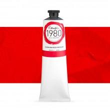 Gamblin : 1980 Oil Paint : 150ml : Cadmium Red Medium