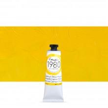 Gamblin : 1980 Oil Paint : 37ml : Cadmium Yellow Medium