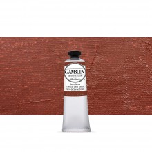 Gamblin : Artist Oil Paint : 37ml : Burnt Sienna