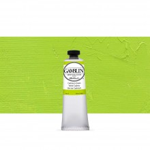 Gamblin : Artist Oil Paint : 37ml : Cadmium Green