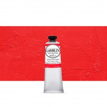 Gamblin : Artist Oil Paint : 37ml : Cadmium Red Medium