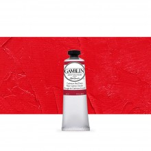 Gamblin : Artist Oil Paint : 37ml : Cadmium Red Deep