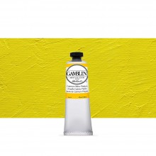 Gamblin : Artist Oil Paint 37ml : Cadmium Yellow Medium