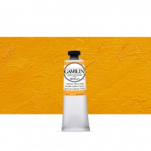 Gamblin : Artist Oil Paint : 37ml : Cadmium Yellow Deep