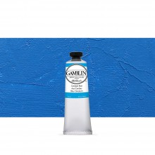 Gamblin : Artist Oil Paint : 37ml : Cerulean Blue