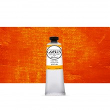 Gamblin : Artist Oil Paint 37ml : Indian Yellow