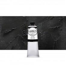 Gamblin : Artist Oil Paint : 37ml : Ivory Black