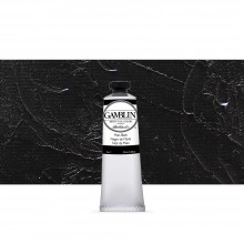 Gamblin : Artist Oil Paint : 37ml : Mars Black