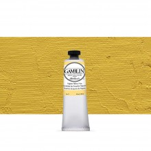 Gamblin : Artist Oil Paint : 37ml : Naples Yellow Hue