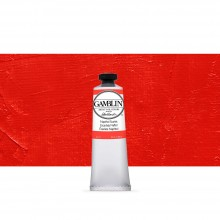 Gamblin : Artist Oil Paint : 37ml : Napthol Scarlet