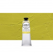 Gamblin : Artist Oil Paint 37ml : Nickel Titanate Yellow
