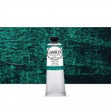 Gamblin : Artist Oil Paint : 37ml : Phthalo Green