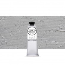 Gamblin : Artist Oil Paint : 37ml : Portland Grey Light