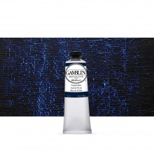 Gamblin : Artist Oil Paint : 37ml : Prussian Blue