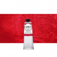 Gamblin : Artist Oil Paint : 37ml : Quinacridone Red