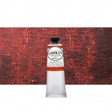 Gamblin : Artist Oil Paint : 37ml : Transparent Earth Red