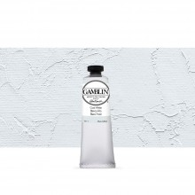 Gamblin : Artist Oil Paint : 37ml : Cool White