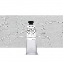 Gamblin : Artist Oil Paint : 37ml : Titanium:Zinc White