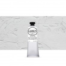 Gamblin : Artist Oil Paint 37ml : Quick Dry White