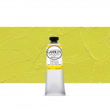 Gamblin : Artist Oil Paint : 37ml : Radiant Lemon