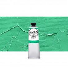 Gamblin : Artist Oil Paint : 37ml : Radiant Green