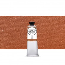 Gamblin : Artist Oil Paint : 37ml : Copper