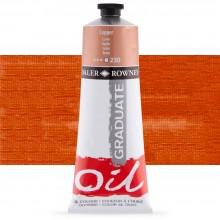 Daler Rowney : Graduate Oil Paint : 200ml : Copper