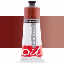 Daler Rowney : Graduate Oil Paint : 200ml : Venetian Red