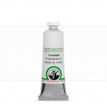 Old Holland : Classic Oil : 40ml Titanium White