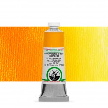 Old Holland : Classic Oil Paint : 40ml : Scheveningen Yellow Deep