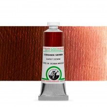 Old Holland : Classic Oil Paint : 40ml : Burnt Sienna