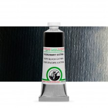 Old Holland : Classic Oil : 40ml Ivory Black Extra