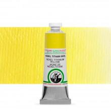 Old Holland : Classic Oil : 40ml Nickel Titanium Yellow